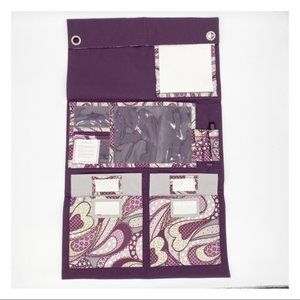 Thirty One Hang Up Home Organizer NWT in Purple